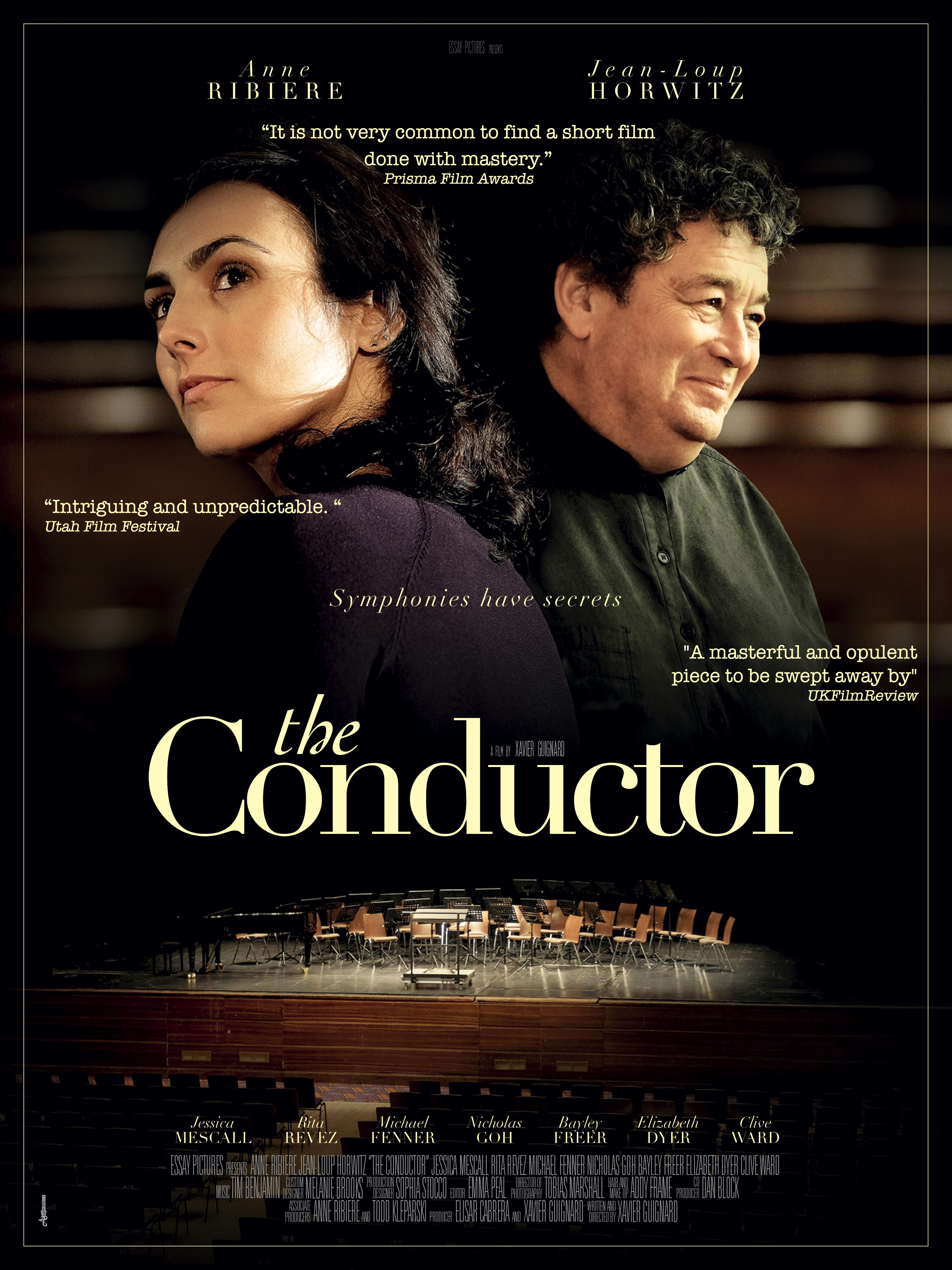 THE CONDUCTOR [with review]