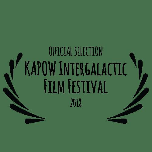 Kapow Intergalactic Film Festival Official Selection 2018